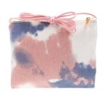 CB1435 Multi Color Tie-dye Pattern Mini Bag, Pink